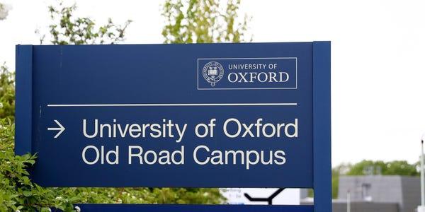 Oxford vaccine progressing